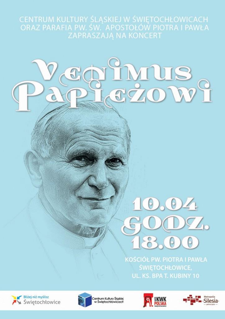 Venimus papieżowi www-1